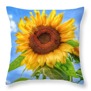 Happiness Is...... Throw Pillow