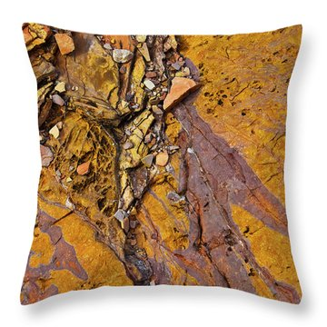 Hard Candy Throw Pillow