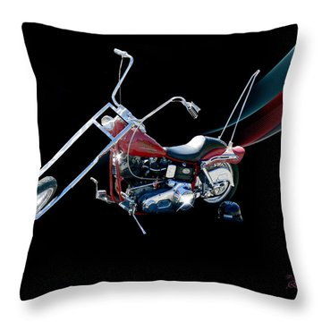 Harley Throw Pillow