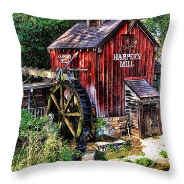 Harper Lee Throw Pillows