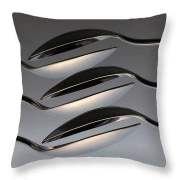 Spoon Throw Pillows