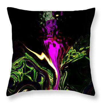 Haute Couture Throw Pillow