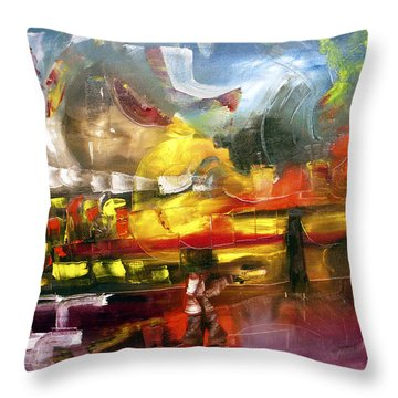 Have And Have Not Throw Pillow