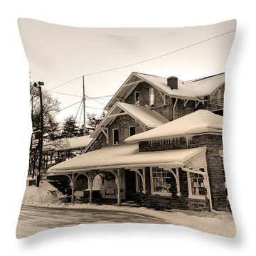Haverford Throw Pillows