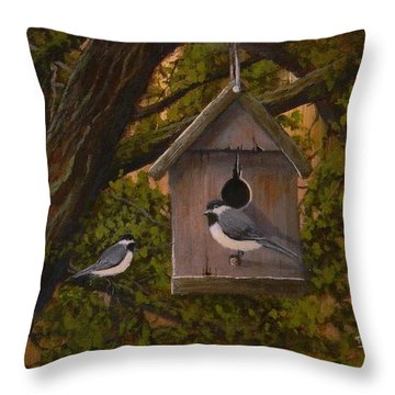 Hawthorne House Throw Pillow