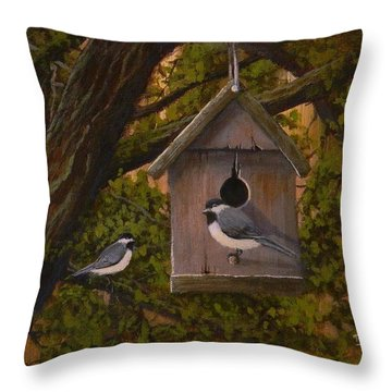 Hawthorne House Throw Pillow