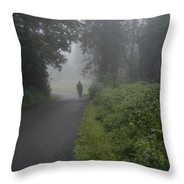 Throw Pillow featuring the photograph Psalm 147  He Healeth The Broken In Heart by Diannah Lynch
