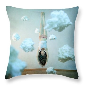 Dreaming Throw Pillows