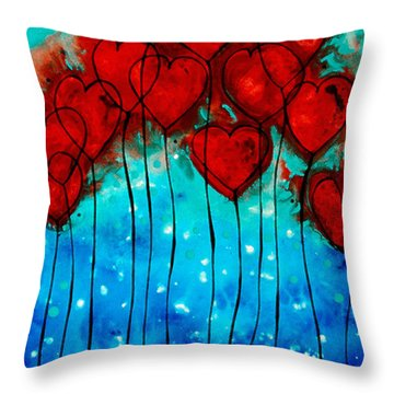 Love Throw Pillows