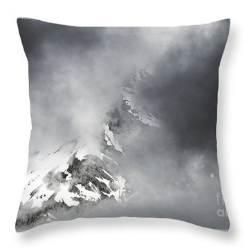 Throw Pillow featuring the photograph Heaven For A Moment by Nick  Boren