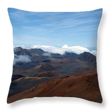 Heavenly In Hawaii Throw Pillow