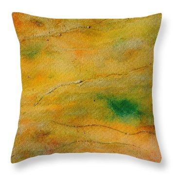 Heavenly Wind Throw Pillow