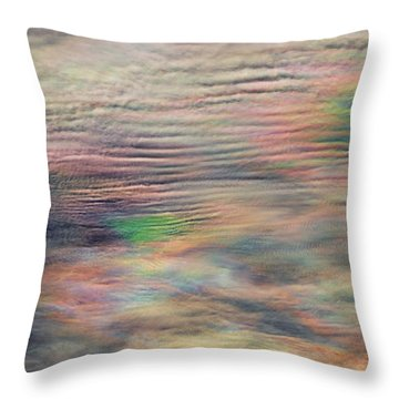 Throw Pillow featuring the photograph Heavens Above by Charlotte Schafer