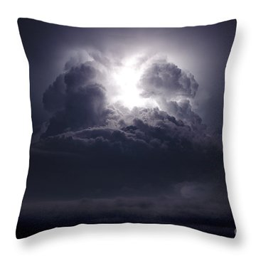 Heaven's Doorstep Throw Pillow