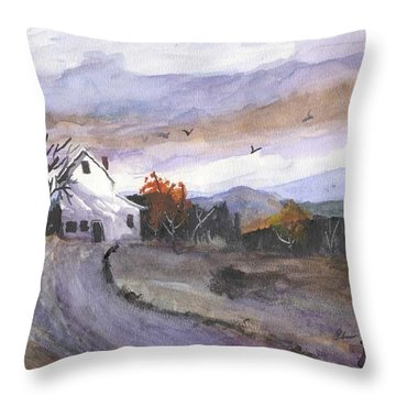 Hebo Farmhouse Throw Pillow