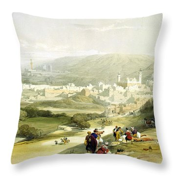 Hebron Throw Pillow