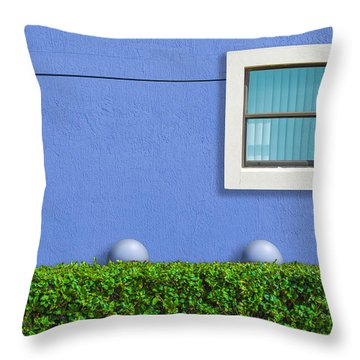 Hedge Fund Throw Pillow
