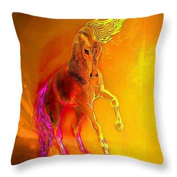 Helios Throw Pillow