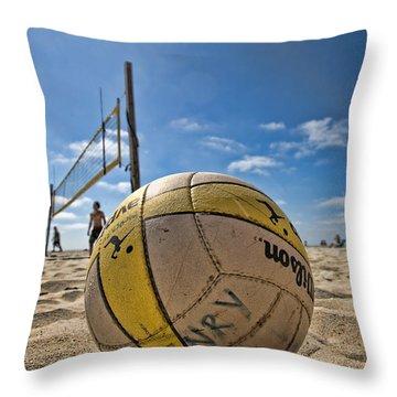 Henry Wilson Throw Pillow