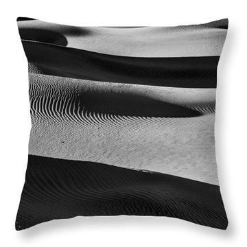 Her Legs Throw Pillow by Jon Glaser