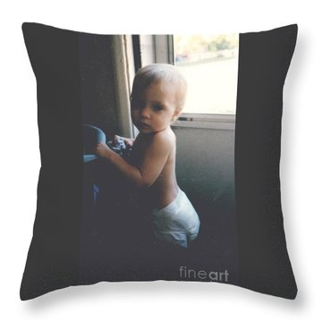 Jessie Lee Throw Pillow