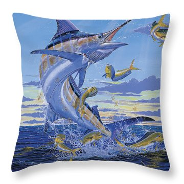 Her Majesty Off0028 Throw Pillow