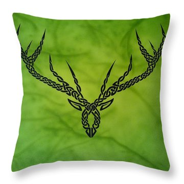 Herne Throw Pillow
