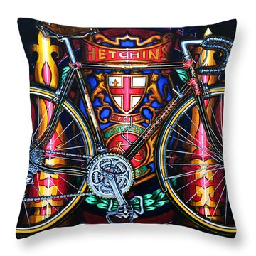 Hetchins Throw Pillow