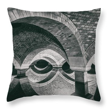 Cellar Throw Pillows