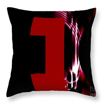 Hidden - Kristi Kruse Throw Pillow