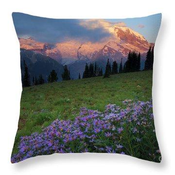 Hidden Majesty Throw Pillow