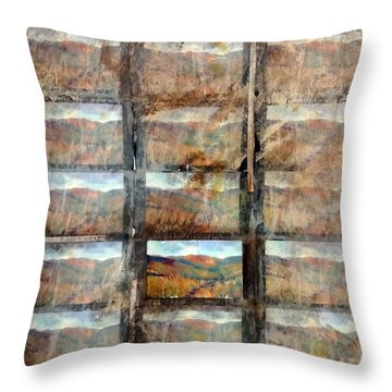 Hidden Valley Throw Pillow