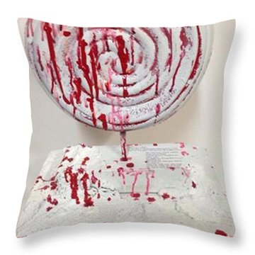Hide In Your Shell Throw Pillow