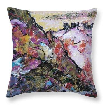 Highland Memory Throw Pillow