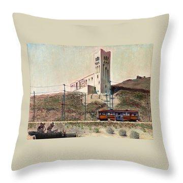 Highland Park 1914 Throw Pillow