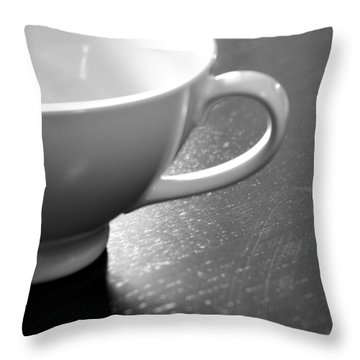 Highlight Of The Day Throw Pillow by Lisa Parrish