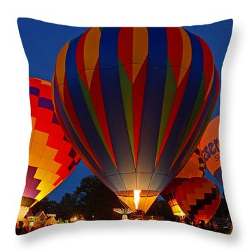 Hillsboro 004 Throw Pillow