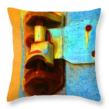 Hinged  Throw Pillow