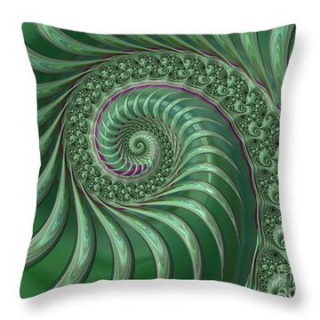Hj Pg Throw Pillow
