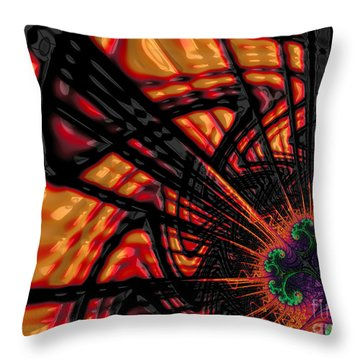 Hj-wse Throw Pillow