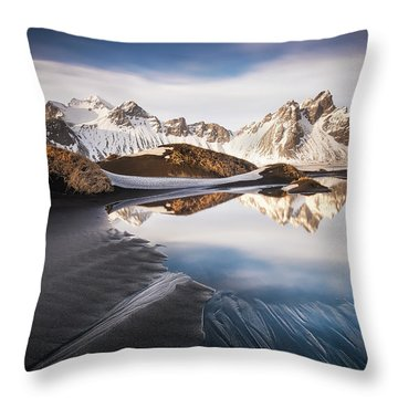 Mirror Throw Pillows