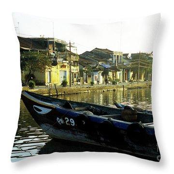 Hoi An Dawn 02 Throw Pillow