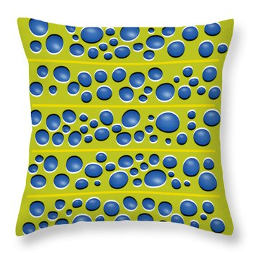 Visual Illusion Throw Pillows