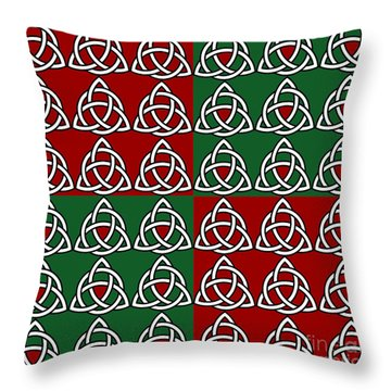 Holiday Traditions 1 Throw Pillow
