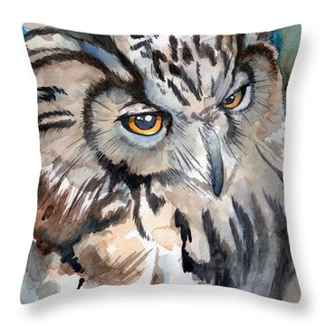 Hollis Mason Throw Pillow