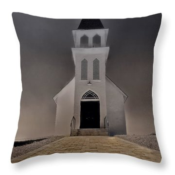 Throw Pillow featuring the photograph Holy Holy Holy... by Joseph Hollingsworth