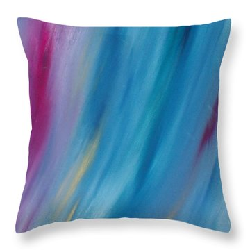 Holy Spirit I Throw Pillow