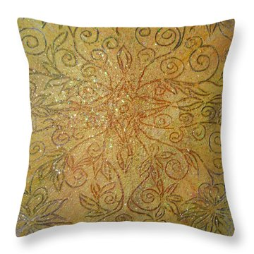 Home And Prosperity Throw Pillow