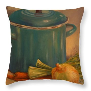 Home Page Throw Pillow
