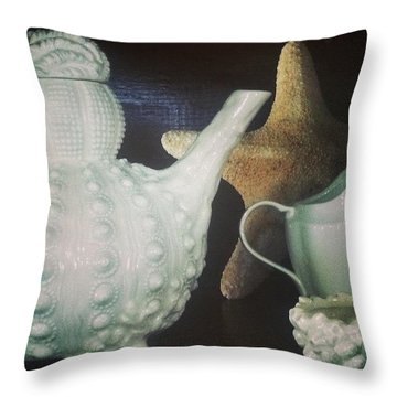 Homescape Throw Pillow